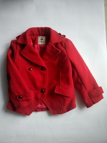 Czerwona kurteczka, płaszczyk dla dziecka