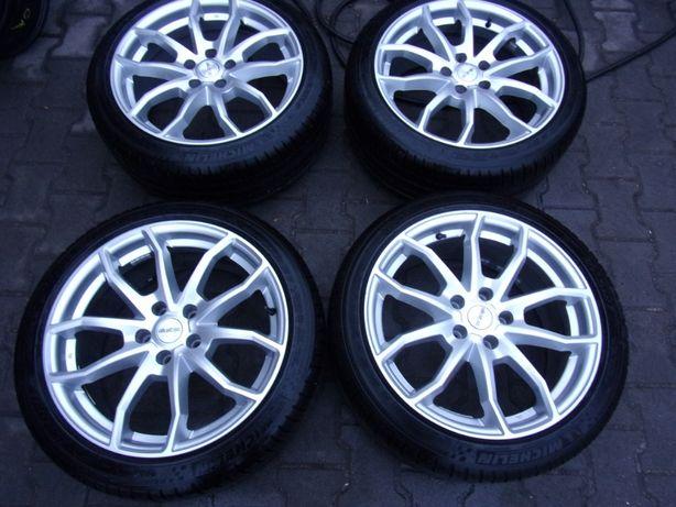 koła aluminiowe 5x112 235/40/18 Michelin Vw Audi Skoda Seat