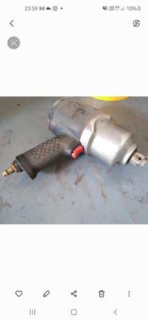 """Klucz udarowy pneumatyczny Grene, 3/4"""" 1758 Nm"""