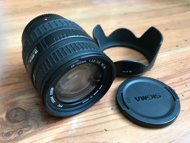 Объектив SIGMA ZOOM 28-105mm f3.8-5.6 UCIII, Sony A