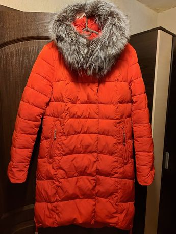 Женское пальто 46размера
