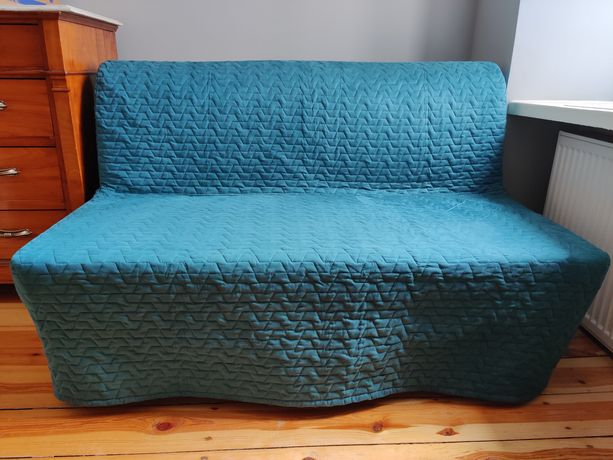 Sofa rozkładana LYCKSELE LOVAS Ikea