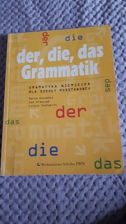 Der die das grammatik gramatyka j. niemieckiego