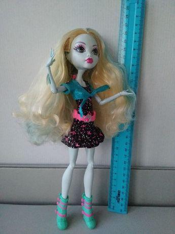 Кукла, куколка Лагуна Монстер хай МХ Laguna Monster high Mattel