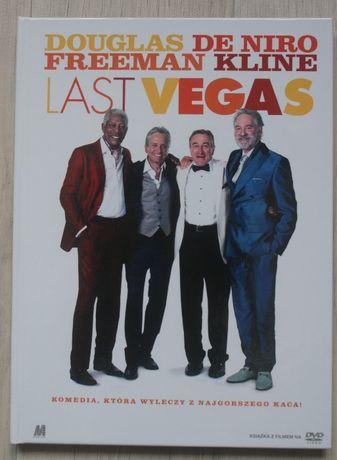 Last Vegas DVD + Książka