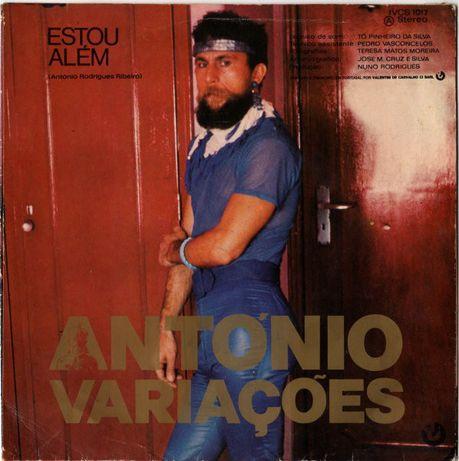 António Variações – Estou Além / Povo Que Lavas No Rio