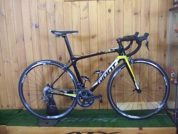 Di2 Carbono Giant Tcr Advanced Bicicleta Estrada