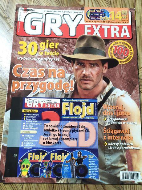 Magazyn Komputer Świat Extra, Czas na przygodę, stan bdb, 2001 rok