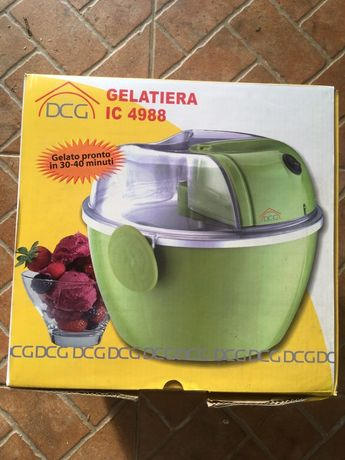 Maquina gelados 1L
