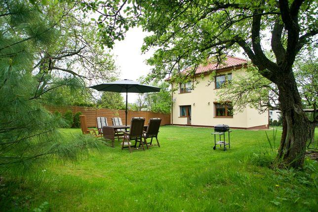 Apartament w Polanicy Zdroju z dużym ogrodem i miejscem parkingowym