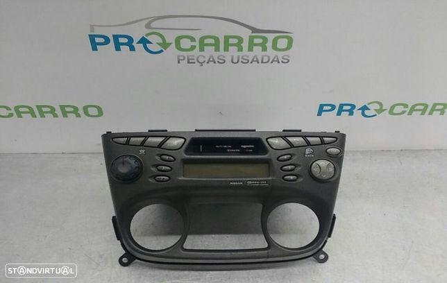 Auto Rádio Nissan Almera Ii (N16)