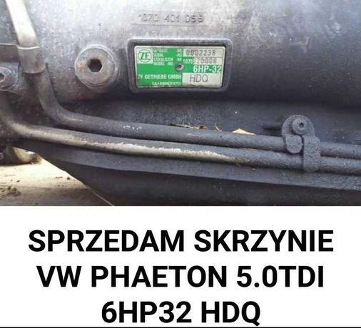 Skrzynia Phaeton