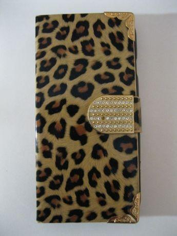 Леопардовый чехол для телефона iPhone