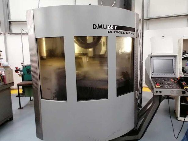 Centro de Maquinação 4 eixos DMU 60T