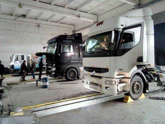 Разборка грузовых авто: двигатель и запчасти на DAF, MAN, Mercedes