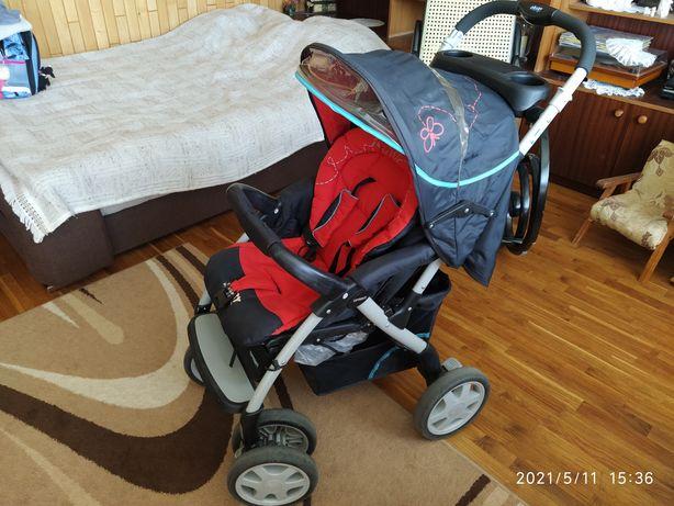 Wózek dziecięcy Baby Design spacerówka