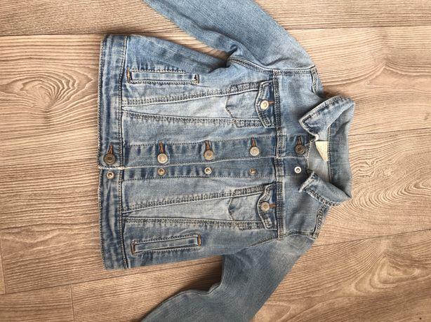 Джинсовий пиджак Zara, 104