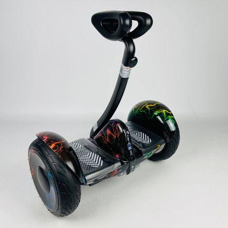 Гироскутер Сигвей Segway miniLITE Ninebot mini Цвет Цветная молния