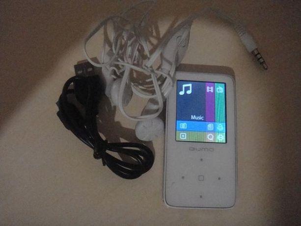Аудиоплеер Qumo Cosmo 4GB White