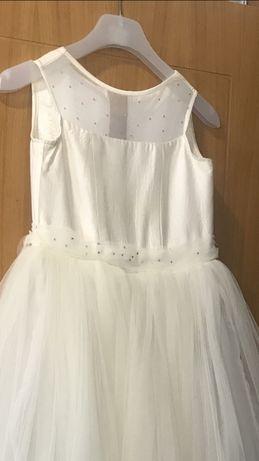 Vestido cerimonia  princesa