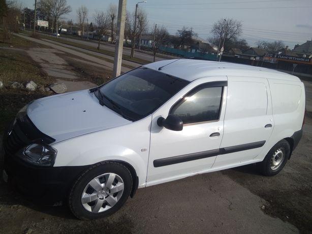 Renault Logan van обмен на груз авто или бус по договоренности