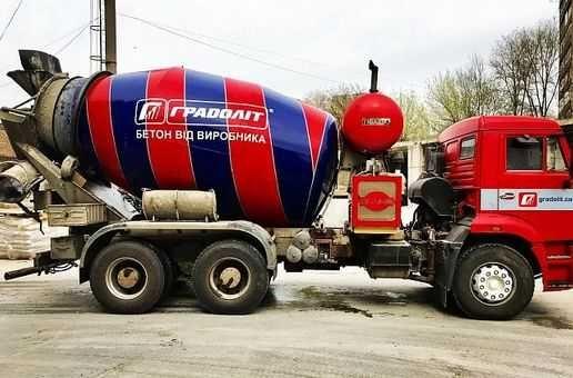 Бетон.Купить бетон с доставкой от завода производителя Запорожье