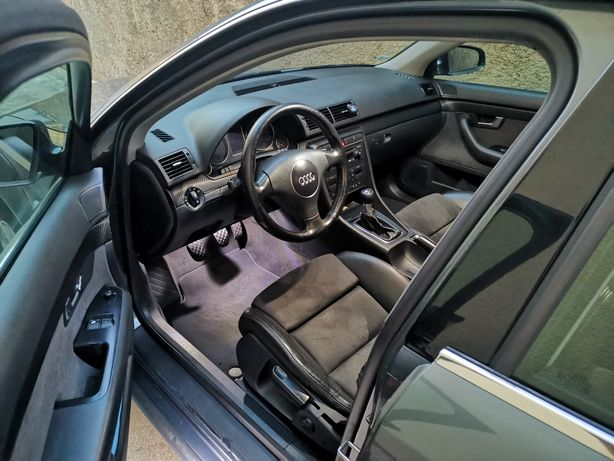 Frisos Trims 'Carbono' Audi A4 B6