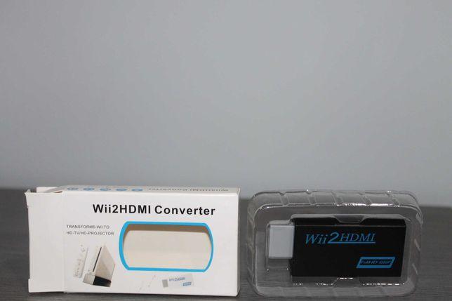 Conversor HDMI para Nintendo WII