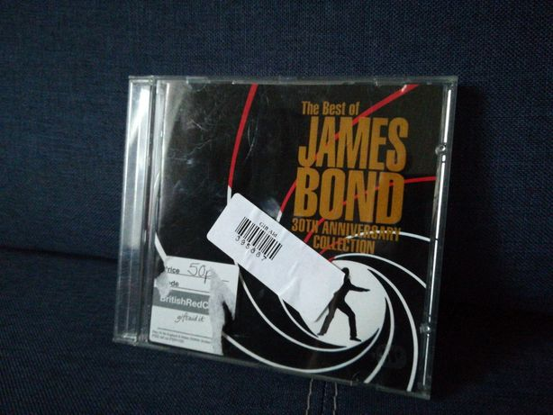 James Bond 30th anniversary collection