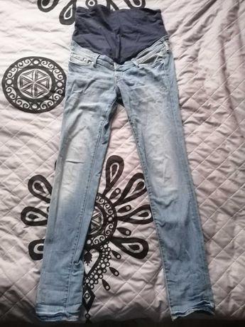 Spodnie ciążowe DENIM