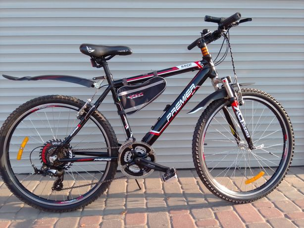 НОВЫЙ Велосипед PREMIER bandit  26 .Алюминиевый.Рама 19.
