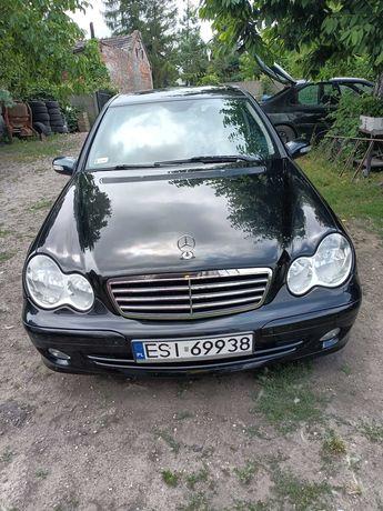 Mercedes W203 zamiana
