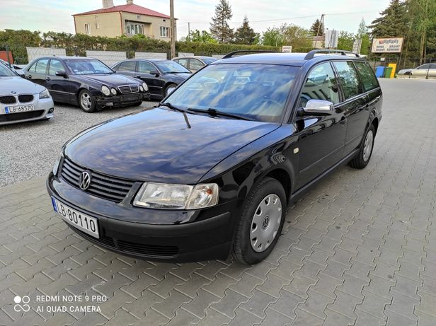 ***VW PASSAT B5 1.9TDI ***1999R**Bogata Opcja***Zadbany**