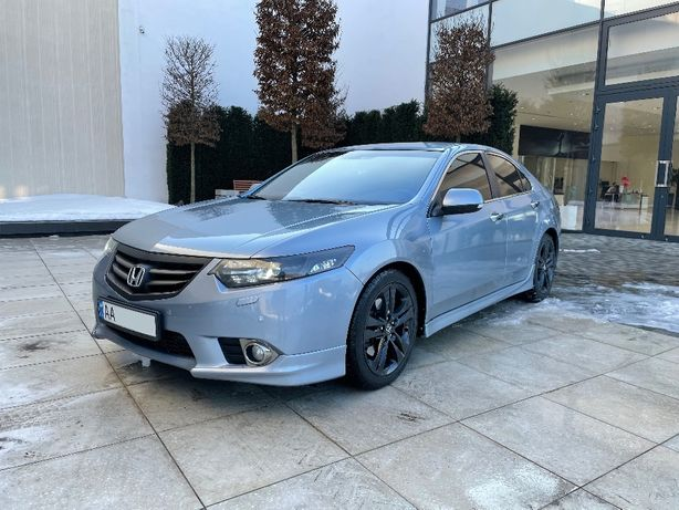 Honda Accord Type S 2011