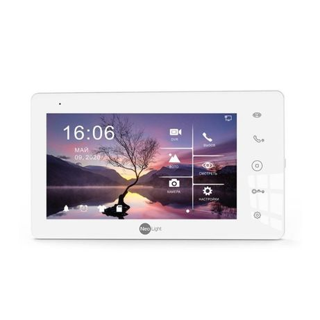 Видеодомофон NeoLight ZETA+ HD WF | Домофон с WiFi модулем