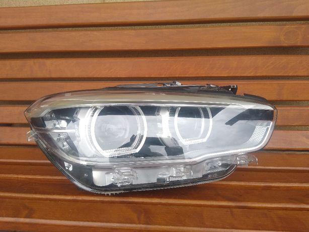 BMW F20 F21 LCI Lampa reflektor full Led lift prawa Europa kompletna