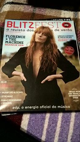 Blitz - Capa Florence + The Machine (Portes incluídos)