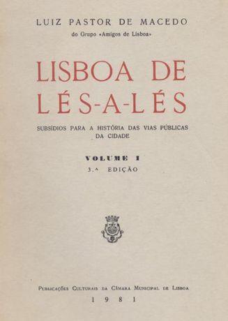 Lisboa de Lés - a - Lés