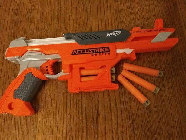 Nerf accustrike falcon fire. Оригінал!