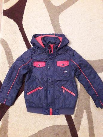 демисезонная куртка Бемби размер 122