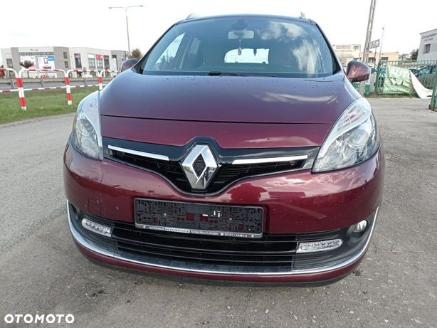 Renault Grand Scenic 1,2 131KM nawigacja, 2komplety opon