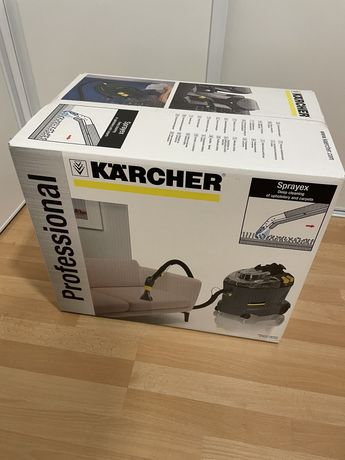 Lavadora de estofos Karcher