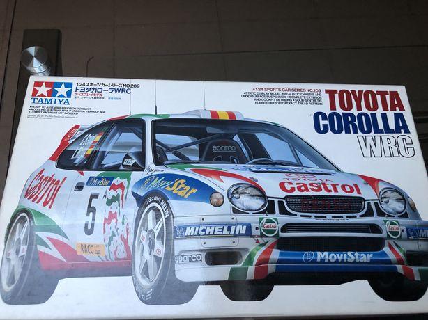 Tamiya Toyota Corolla 1/24