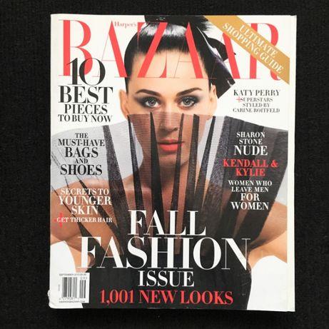 Revista Harper's BAZAAR - Katy Perry Setembro 2015