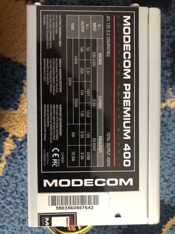 Zasilacz modecom premium 400
