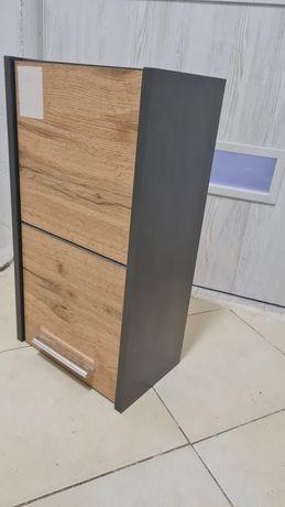 Szafka  łazienkowa wisząca półka łazienki dąb sonoma Leroy Merlin