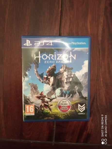 Horizon Zero Down Pl(dubbing). PlayStation 4.
