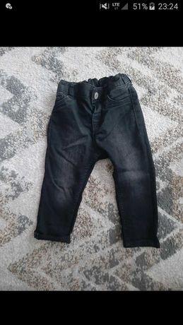 Spodnie jeansowe 80 H&M