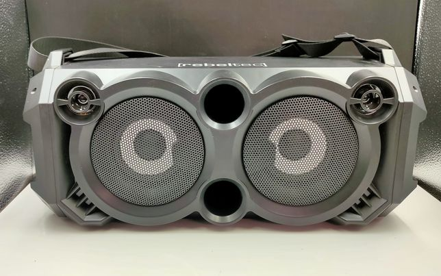 Głośnik bluetooth RebelTec Soundbox 460. Lombard Łódź.