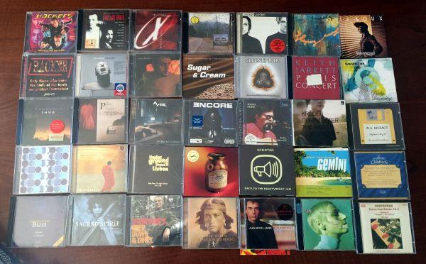 100 Cds Música vários estilos